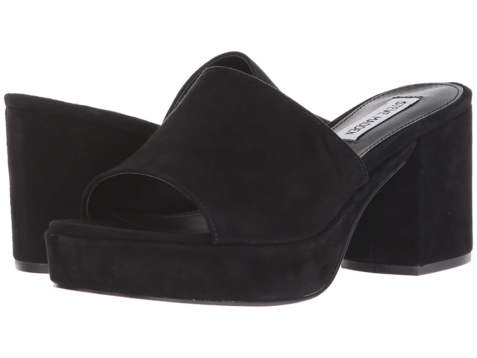 Steve Madden Relax Slid Block Heeled SandalCheap and distinctive eye-catching shoes