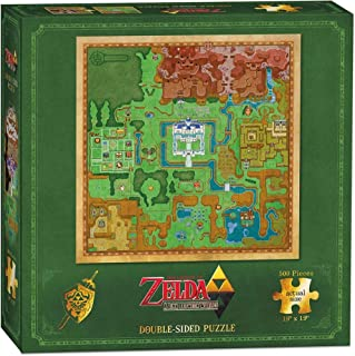 USAopoly Zelda 500 Piece Puzzle, 500 Piece Puzzles