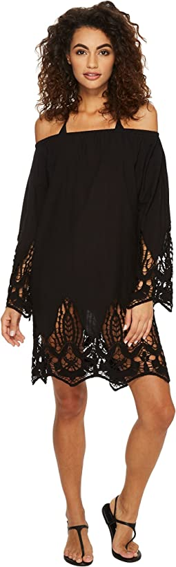 Athena Mystique Off the Shoulder Tunic
