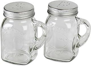 Best Olde Thompson 3771-G Mason Jar Salt & Pepper Shaker Set Review