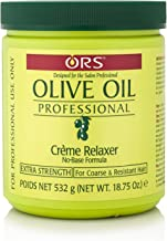 ORS Olive Oil Professional Creme Relaxer Extra Strength 18.75 Ounce (Pack of 1)