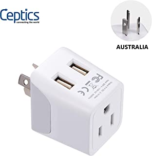 Best chinese wall plug adapter Reviews