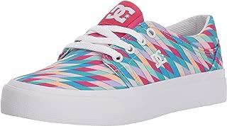 DC Youth Trase SP Skate Shoe (Little Big Kid),  Multi,  4 M M US