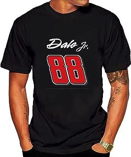 Men's Dale Earnhardt Jr. Number Tee Shirt Black Cool