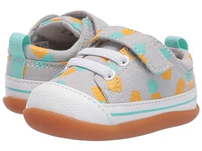 See Kai Run Kids Stevie II (Infant/Toddler) (Pineapples) Girl