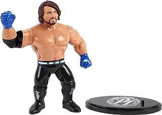 WWE AJ Styles Retro App Action Figure