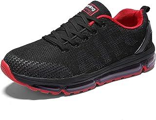 Fexkean Scarpe da Ginnastica Uomo Donna Sportive Corsa Fitness Palestra Basket Sneaker Outdoor Running Calzature 36-45EU