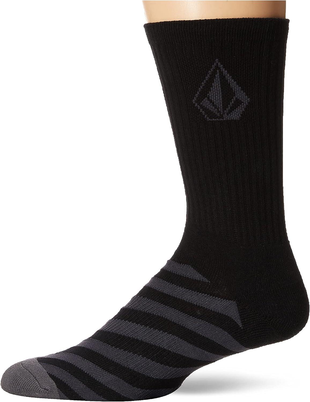 Volcom mens Vibes Socks