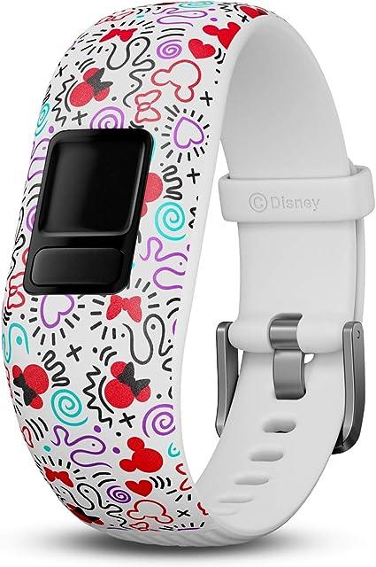 Garmin Kinder Jr 2 Größe S Vivofit Jr 2 Wechselarmband Disney Minnie Maus S Sport Freizeit