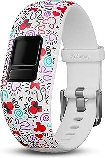 Garmin Disney Minnie Mouse Adjustable Accessory Band (for vivofit jr. & vivofit jr. 2) 010-12666-10