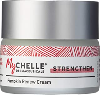 MyChelle Dermaceuticals Pumpkin Renew Cream- Antioxidant-Rich Moisturizer with Shea Butter for All Skin Types, Cruelty-Fre...