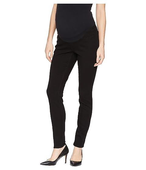 16b197f905c5f NYDJ Skinny Maternity in Black at Zappos.com