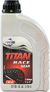Fuchs Titan Race Gear High Performance Gear And Limited Slip Diff Oil Litre