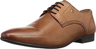 Hush Puppies Men's Elgar Derby Leather Formal Shoes