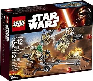 LEGO Star Wars Rebel Alliance Battle Pack 75133