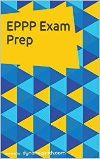 EPPP Exam Prep: 900+ Practice Questions for the Professional Practice in Psychology Exam