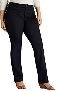 Lee Women's Plus-Size Motion Series Total Freedom Pant