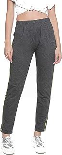 GREENWICH Women's Regular Fit Trackpants