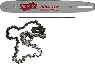 Best windsor chainsaw bar Reviews