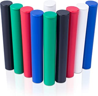 Top Class Ventures Doob Tube Smell Proof Containers - Joint Blunt Holder For Pre Rolls - Airtight Waterproof Storage Case - 4.5