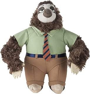 KoreaFashion Lovely Zootopia Bradypod Sloth Plush Toy Stuffed Doll 25Cm 9.84