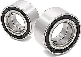 Detroit Axle - Pair (2) Rear Wheel Bearings for Crossfire Mercedes Benz SLK E Class C-Class C230 C350 E320 C240 C250 C280 C300 C320 E430 4Matic