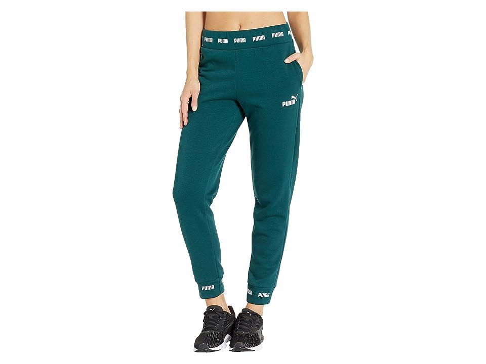 PUMA Amplified Sweatpants (Ponderosa Pine) Women