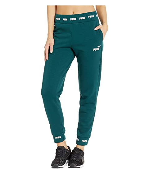 0af9b0e5bb7b8 PUMA Amplified Sweatpants at Zappos.com