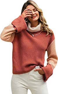 knit turtleneck sweater h&m