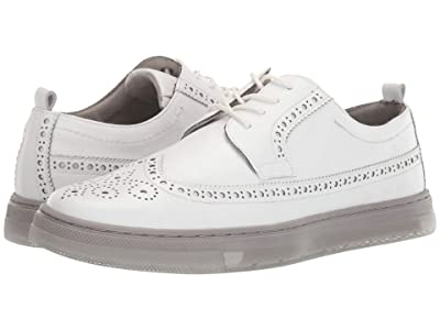 Kenneth Cole New York Colvin 2.0 Brogue Sneaker (White) Men