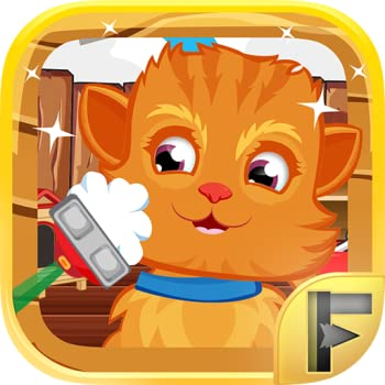 Pet Shavers Animal Shave Shop & Grooming Salon Spa - Free Games For Kids