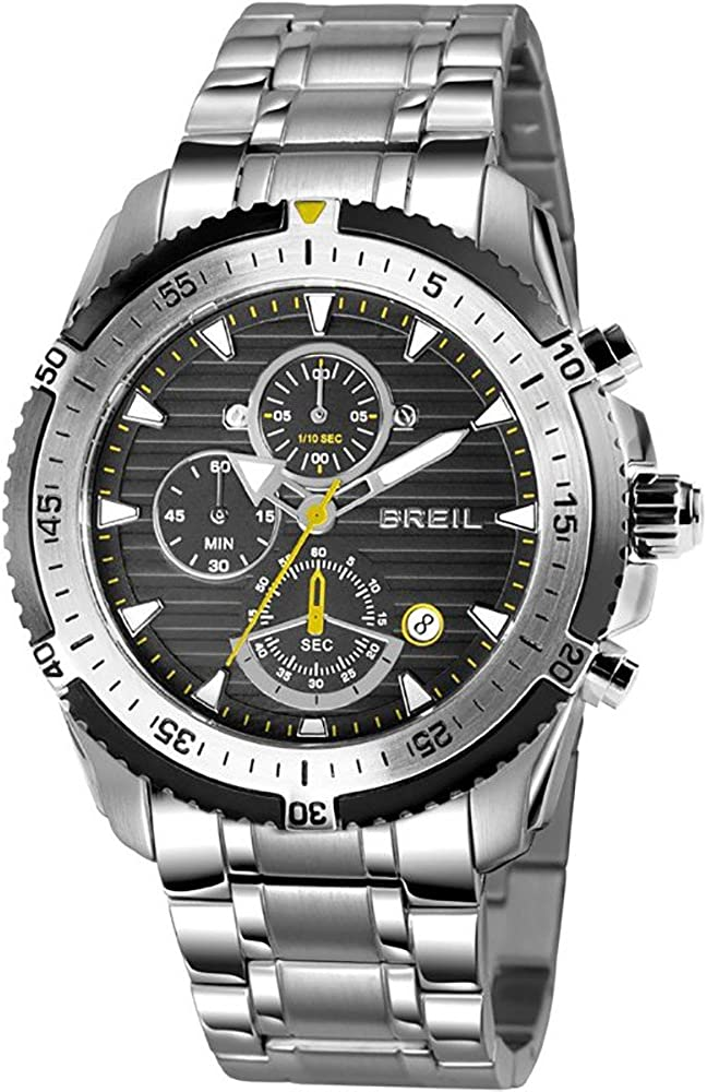 Breil orologio cronografo per uomo in acciaio inossidabile TW1432