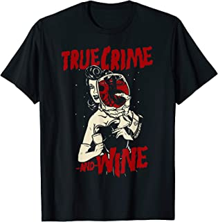 true crime shirts