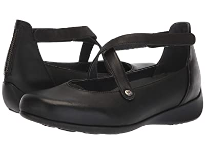 Wolky Ambrosia (Black) Women