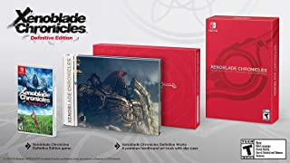 Xenoblade Chronicles - Definitive Works Set (輸入版:北米) – Switch
