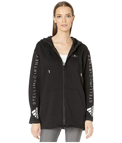 adidas by Stella McCartney Oversized Logo Hoodie EA2554