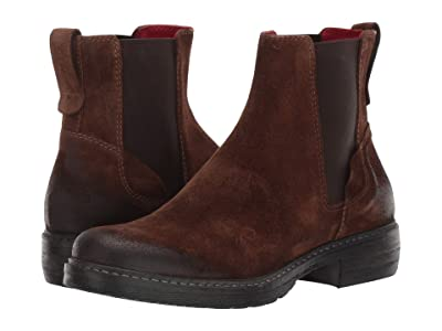 Cordani Promise (Brown Suede) Women