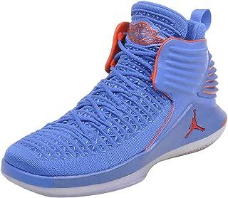 Nike Youth Air Jordan 32 BG AA1254 400 Blue/Orange