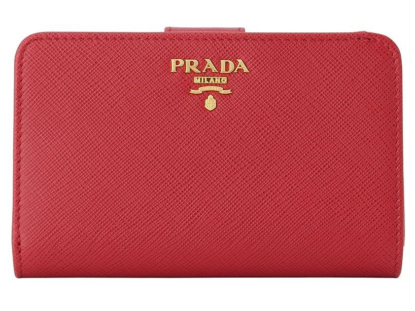置き場単にご意見(プラダ) PRADA 財布 二つ折り レザー 1ML225 ブランド[並行輸入品]