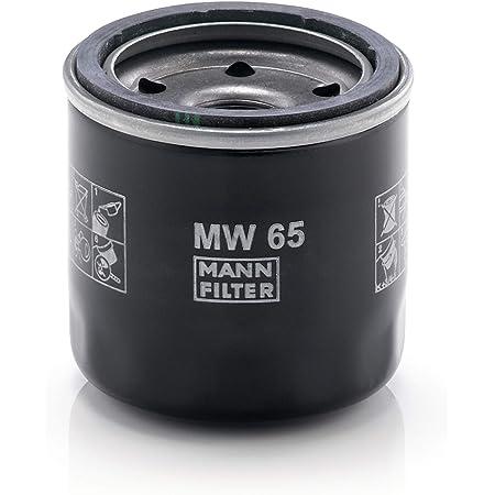 Original Mann Filter Ölfilter Mw 65 Für Motorräder Auto
