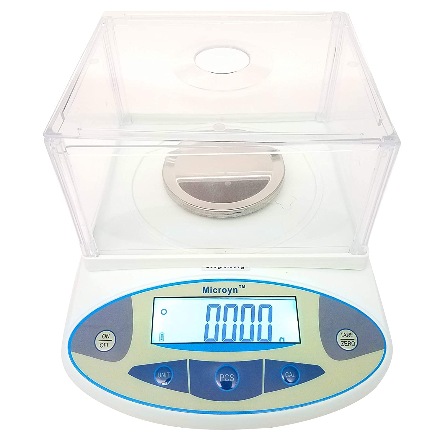 1mg Super National uniform free shipping sale period limited Digital Analytical Balance Electronic Precision Lab Ba Scale