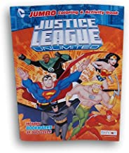 Bendon Publishing International Justice League Unlimited Coloring Book - 96 Pages