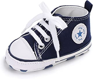 Sakuracan Baby Shoes Boys Girls Toddler High-Top Ankle...