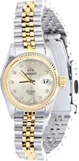 Orient Watch for Women, Stainless Steel, SNR16002C0