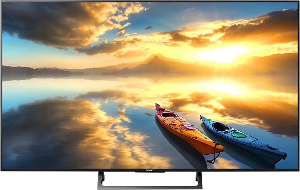 Sony televisore 55 pollici android 4k ultra hd led internet KD55XE7005BAEP