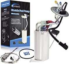 POWERCO Fuel Pump Assembly SP2006H Replacement for Ford F-150 F-250 1992-1997, F Super Duty 1992-1996, F-350 1992-1998 (19 Gallon Tank; w/ 2 Tube Ports)