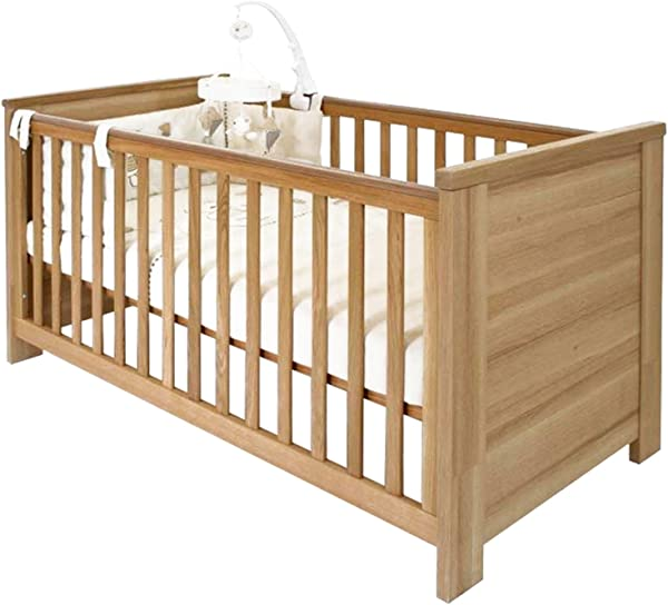 Little Guy Comfort 4002223 Oakland Children S Convertible 3 In 1 Crib And Youth Toddler Bed Conversion Kit Large Oak