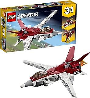 LEGO Creator 3in1 Futuristic Flyer 31086 Building Kit, 2019 (157 Pieces)