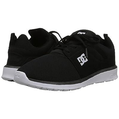 DC Heathrow (Black/White) Skate Shoes