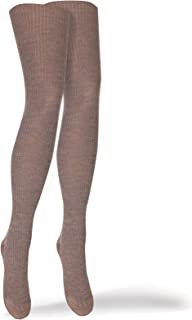 SANGIACOMO WE LOVE SOCKS WOOL CARESS - Collant Donna coprente a coste 150 Denari in Lana Merino's Extrafine